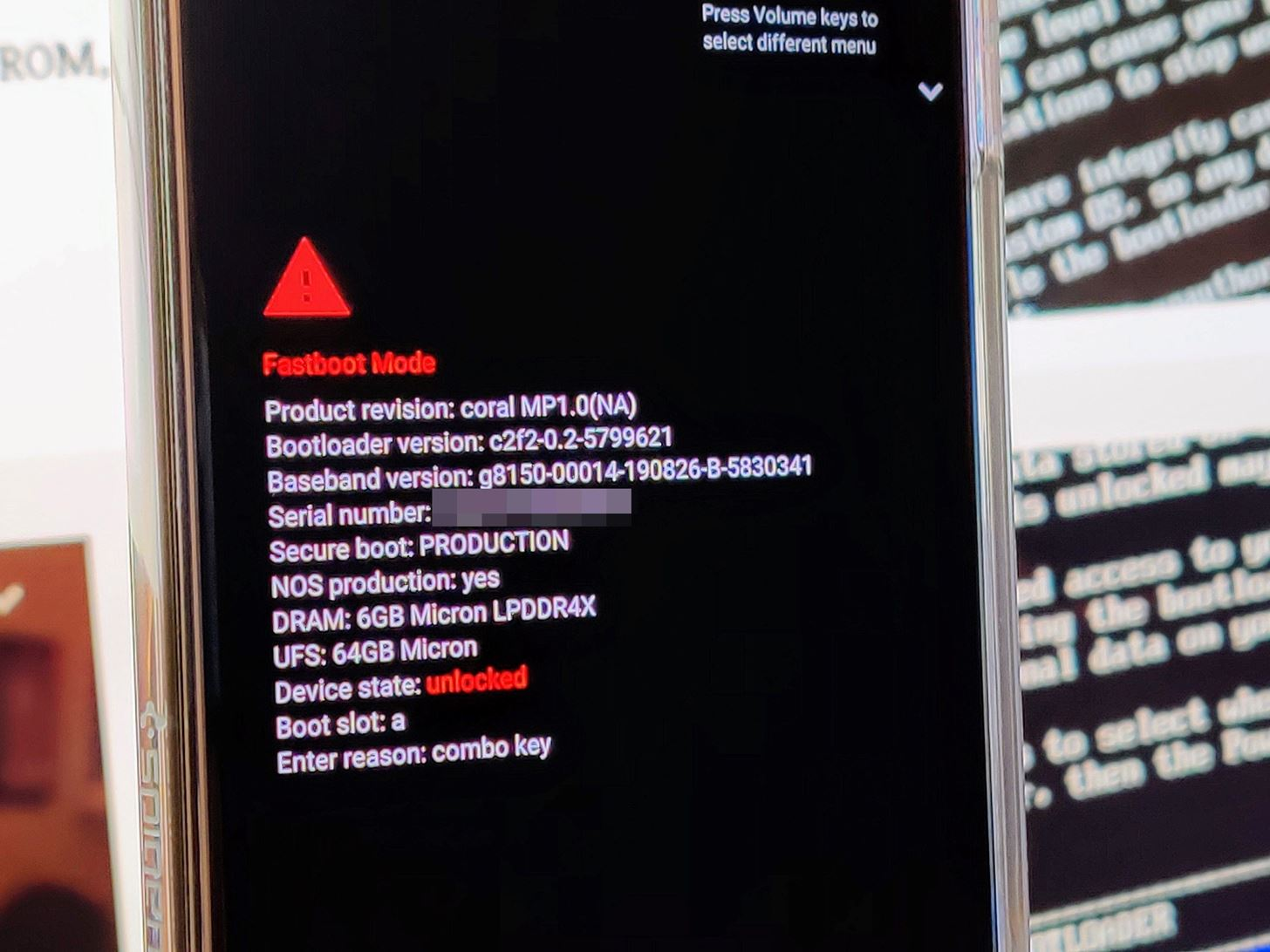 Pixel 4 Bootlooping after installing a Magisk module? To resolve the problem without TWRP