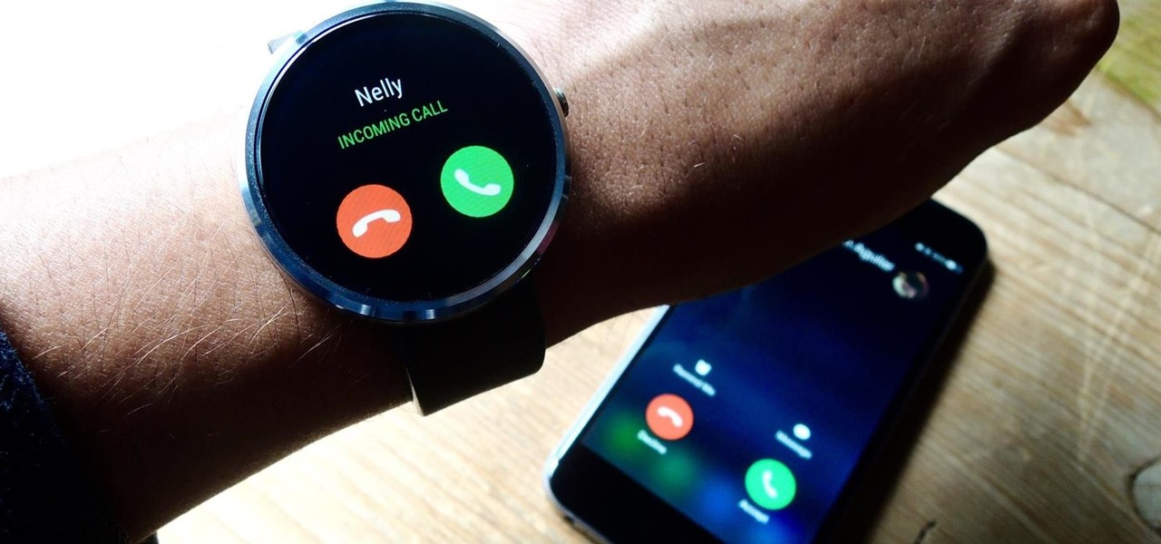 Connect an Android Wear Smartwatch to Your iPhone