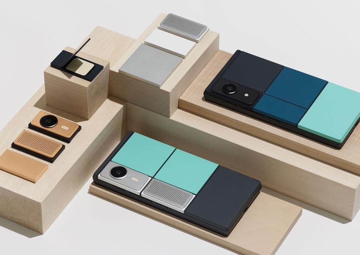 Google's Modular Smartphone Project Ara Is Alive & Well & Coming This Year