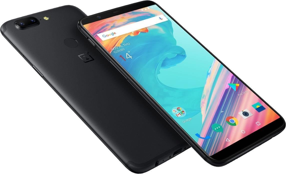 OnePlus 5T Comes with Bezel-Less Display, Face Unlock, Upgraded Camera & More
