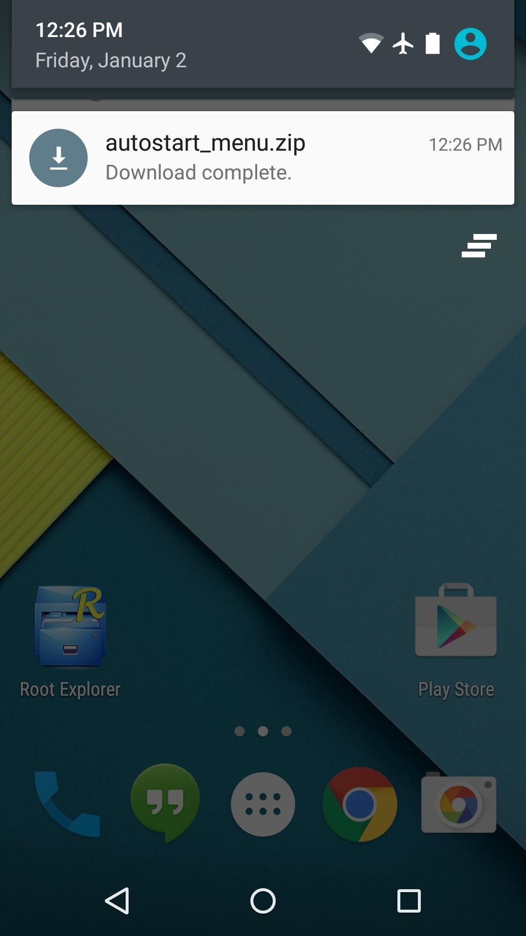How to Choose Which Apps Are Allowed to Start Up Automatically on Your Nexus 5