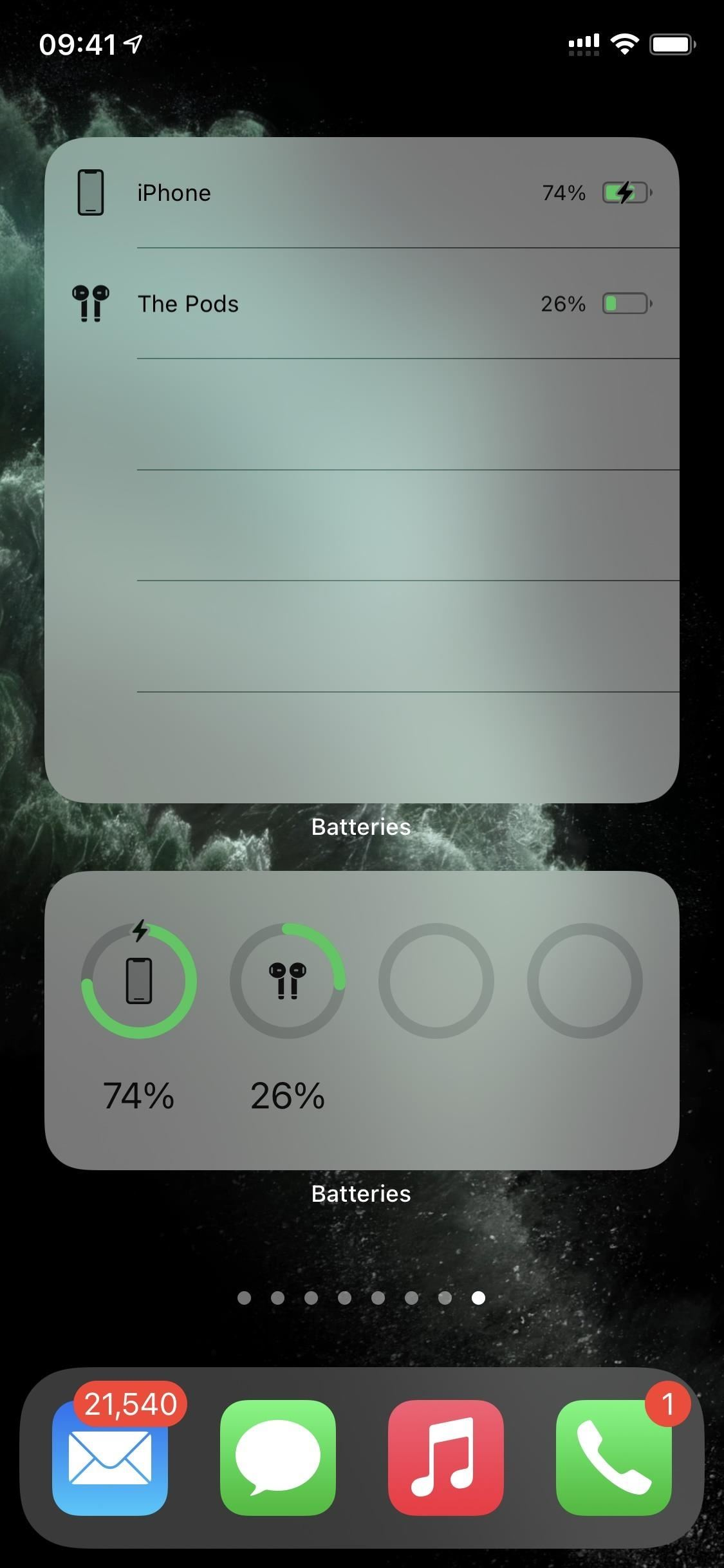 How to View the Exact Battery Percentage on Your iPhone 12, 12 Mini, 12 Pro, or 12 Pro Max