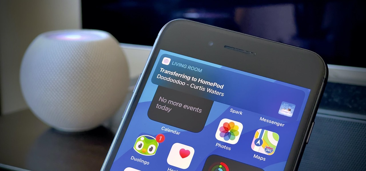 Stop Your iPhone from Automatically Sharing Audio to Your HomePod or HomePod Mini