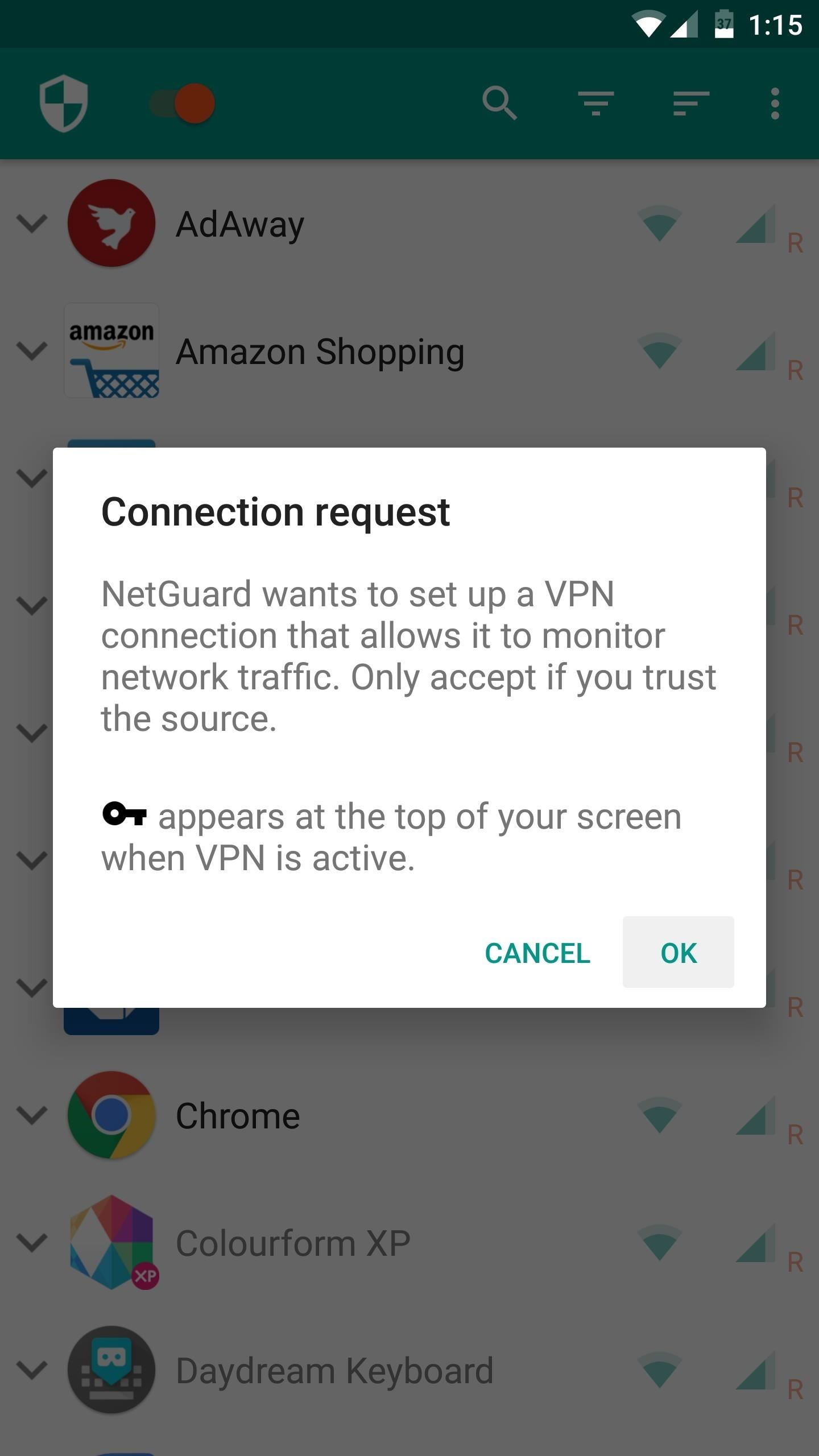 Enable NetGuard's Hidden Ad-Blocking Feature on Android