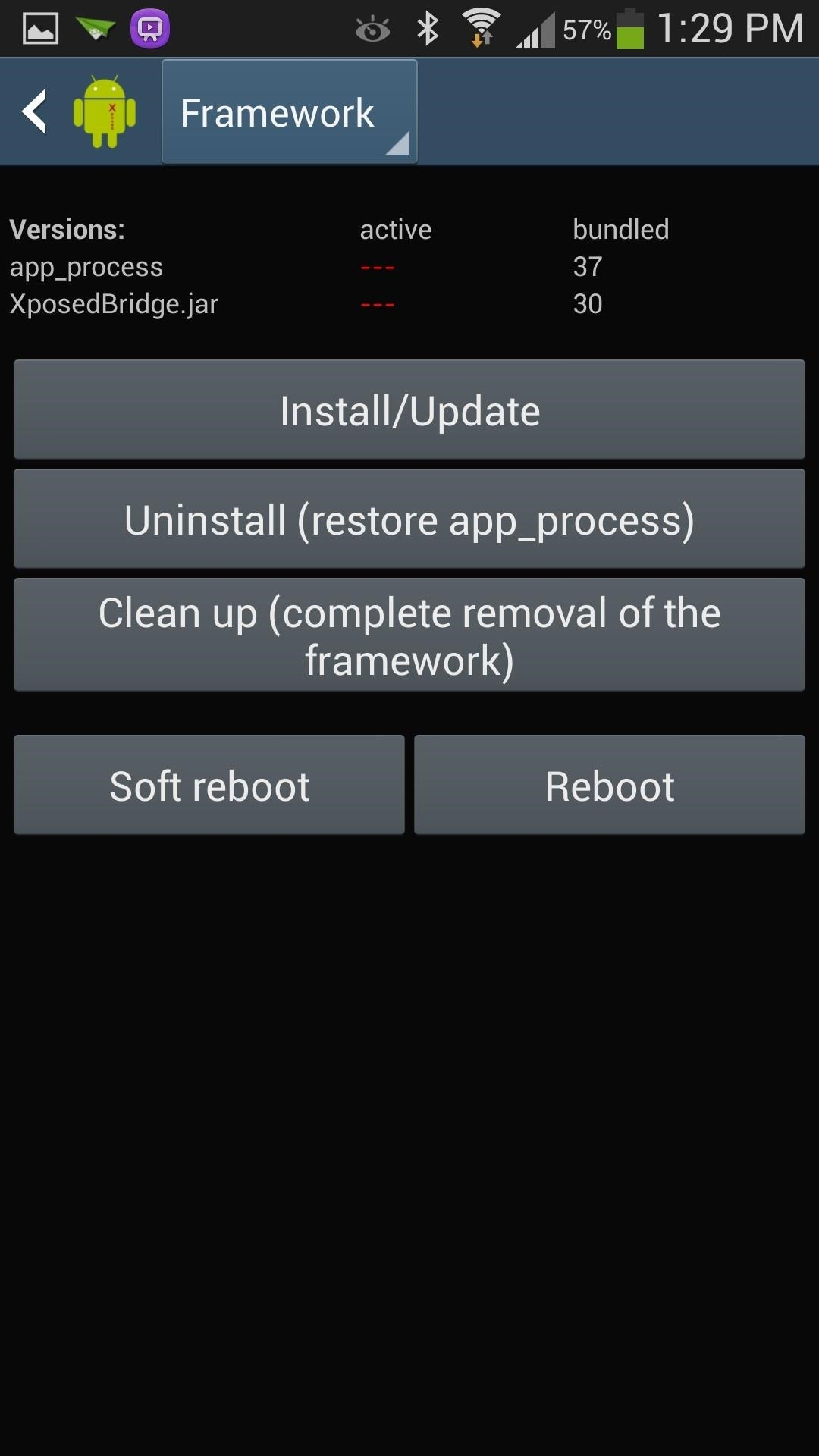 How to Install the Xposed Framework on Your Samsung Galaxy S4 for Quick & Easy softModding