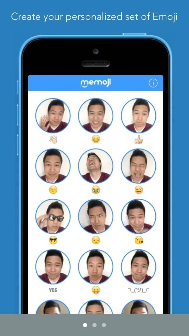 Turn Yourself into Animated Emojis That Are Accessible from Your iPhone's Keyboard