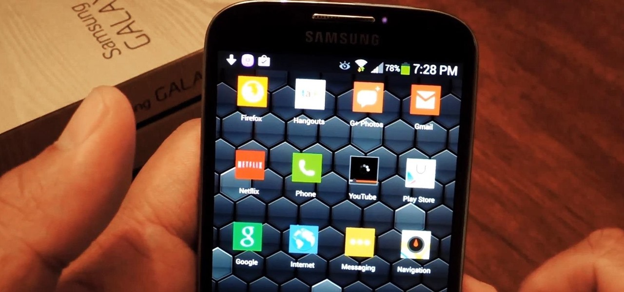 "Get ""Metro-Inspired"" App Icons on Your Samsung Galaxy S4 for a Sleek-Looking Home Screen"