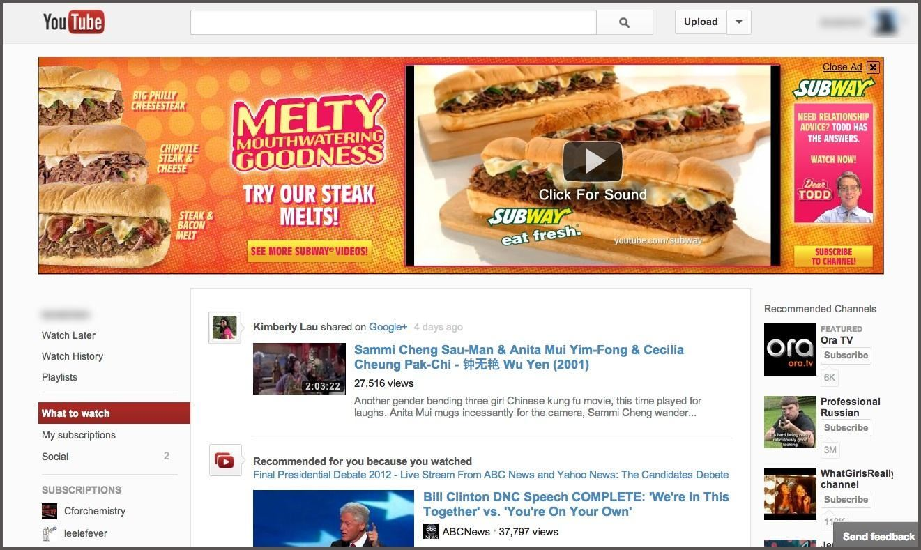 How to Revert the New YouTube Layout Back to How It Was