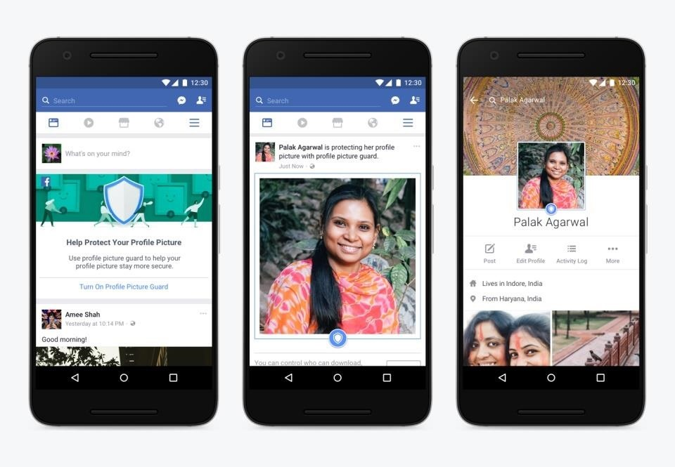 Facebook Testing 'Profile Picture Guard' to Protect You from Scammers