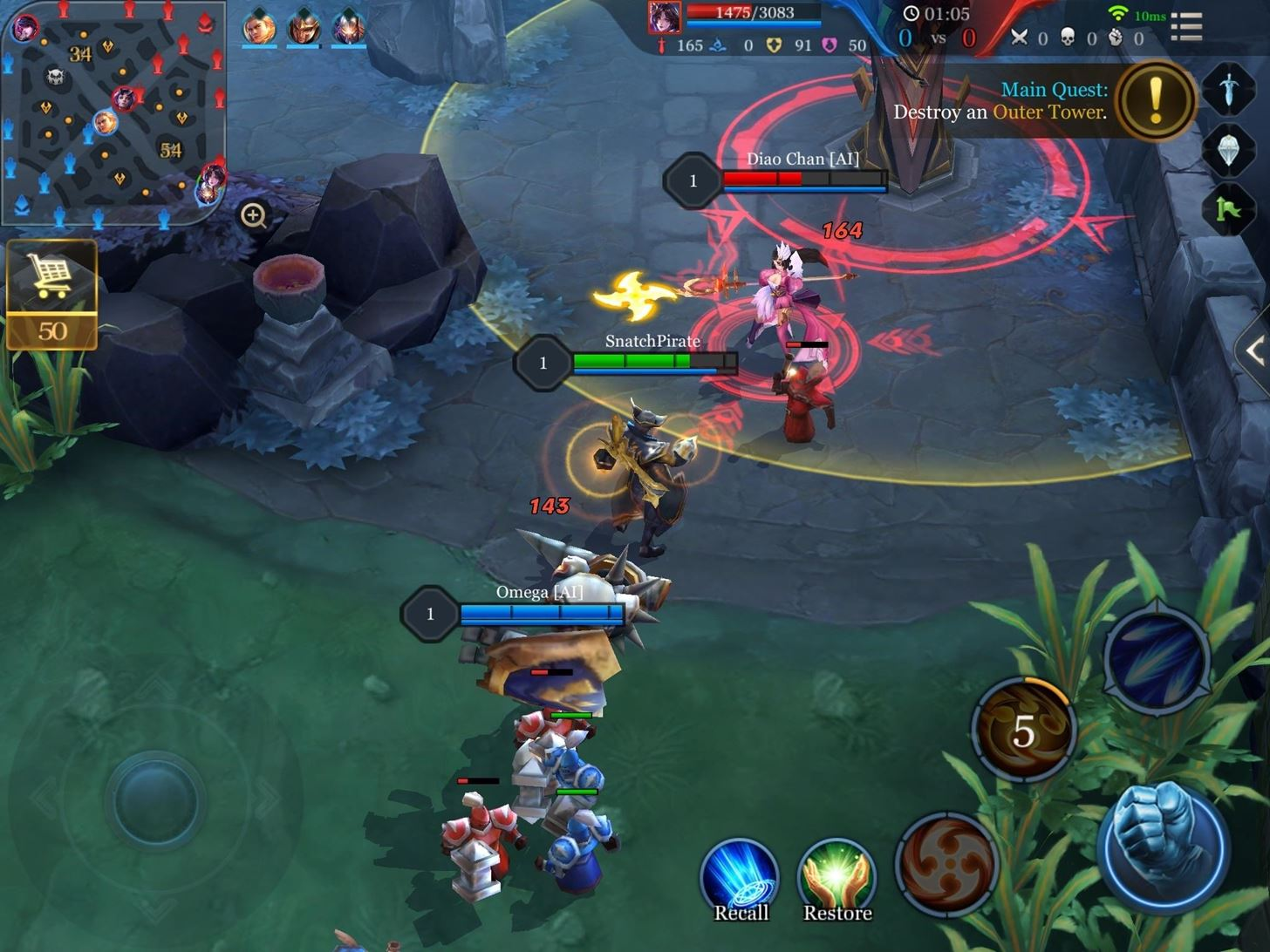 Play Tencent's 'Strike of Kings' on Your iPhone Now Before It Makes Its Way Stateside