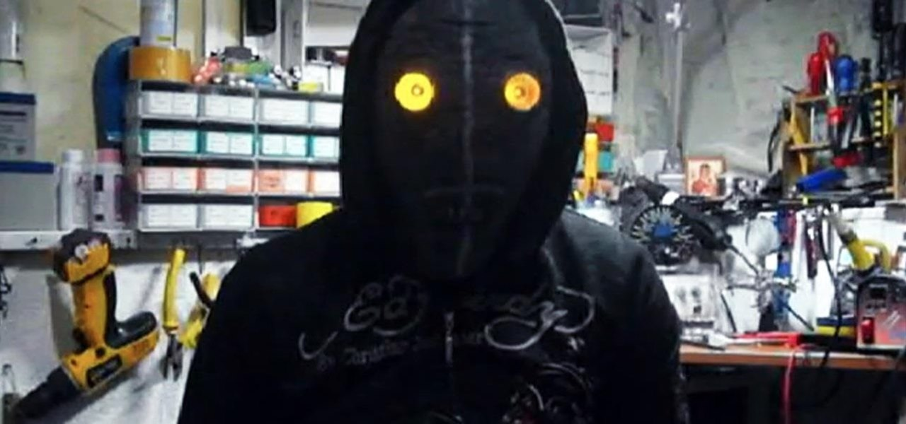 Make ''The Prototype'' Mask