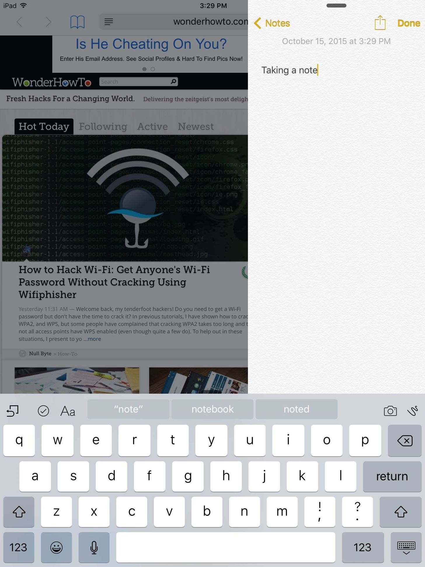 How to Use Split View Mode on Any iPad Model