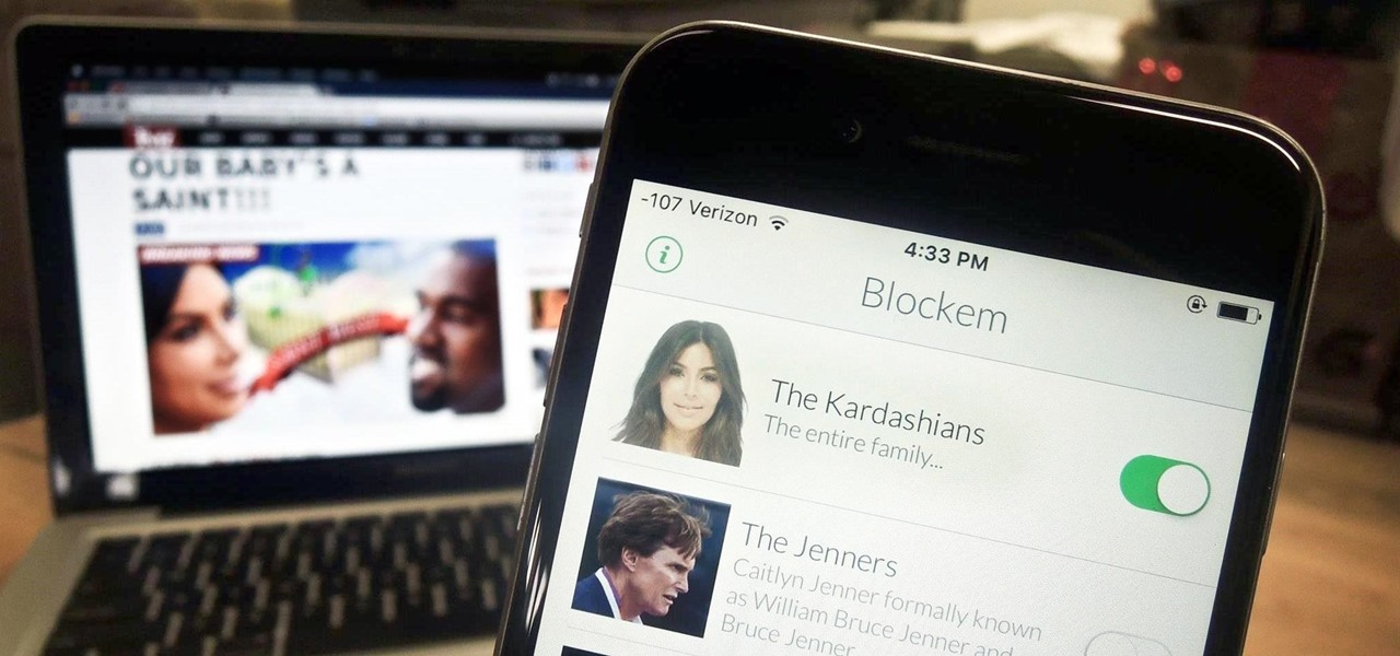 This App Blocks All Kardashian Stories from Showing on Your iPhone (Including This One)