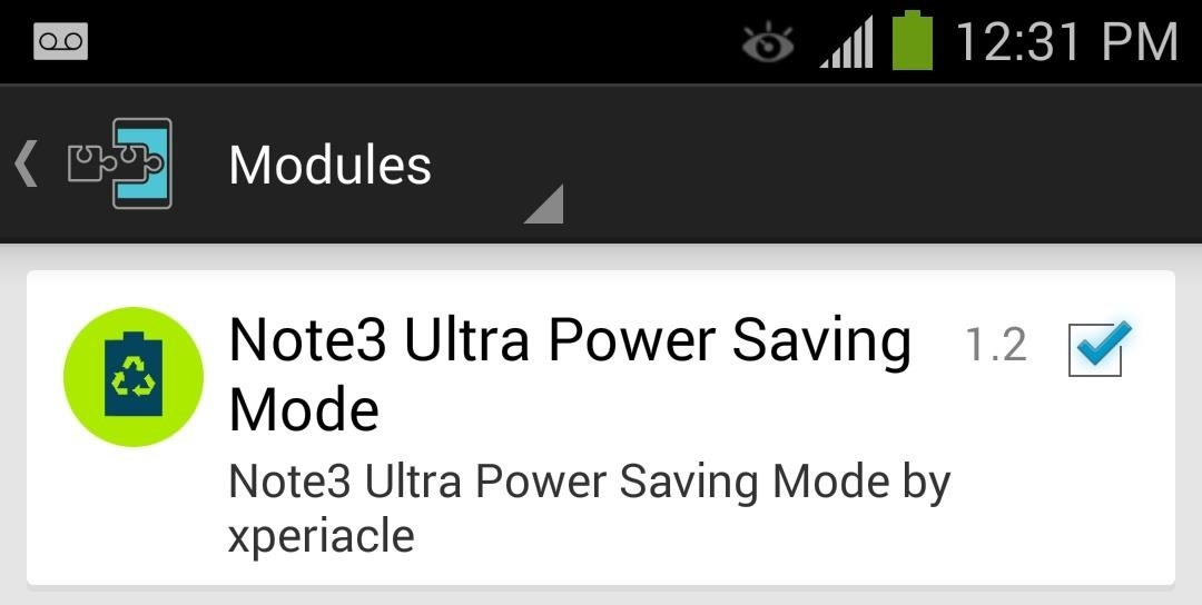 Get the Galaxy S5's Ultra Power Saving Mode on Your Note 3