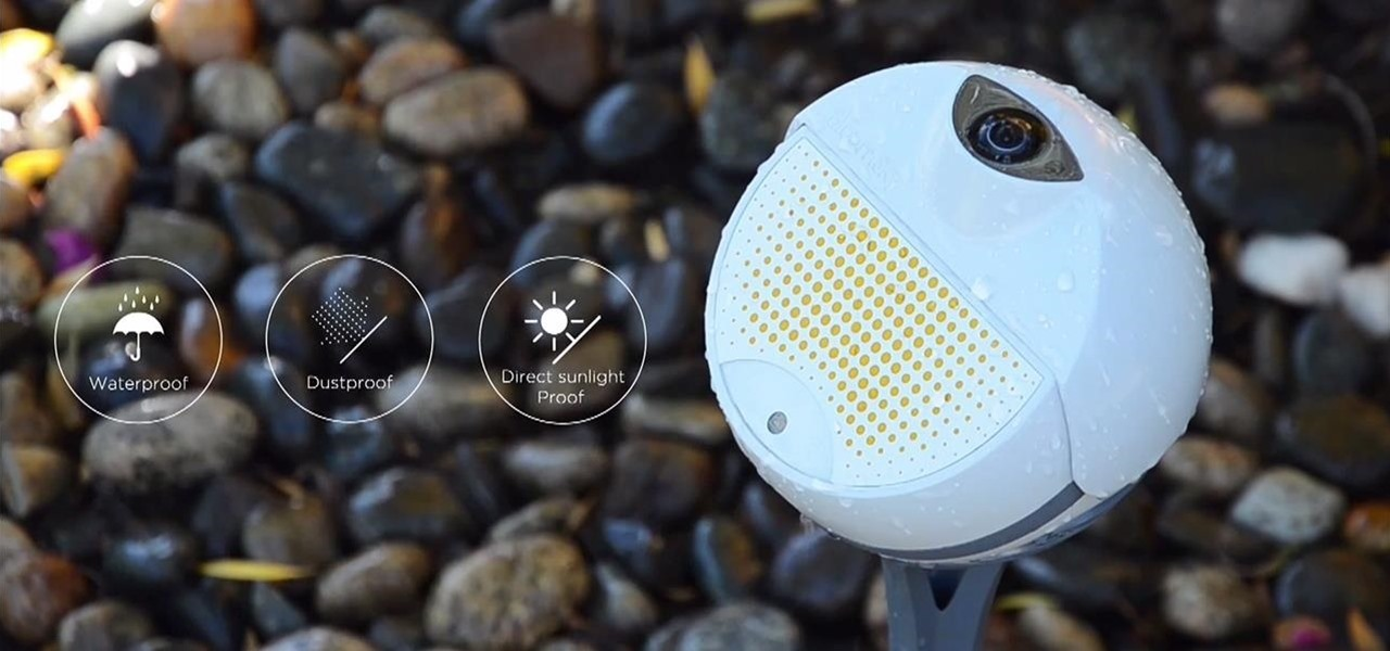 BloomSky Is Your Personal Backyard Weather Reporter