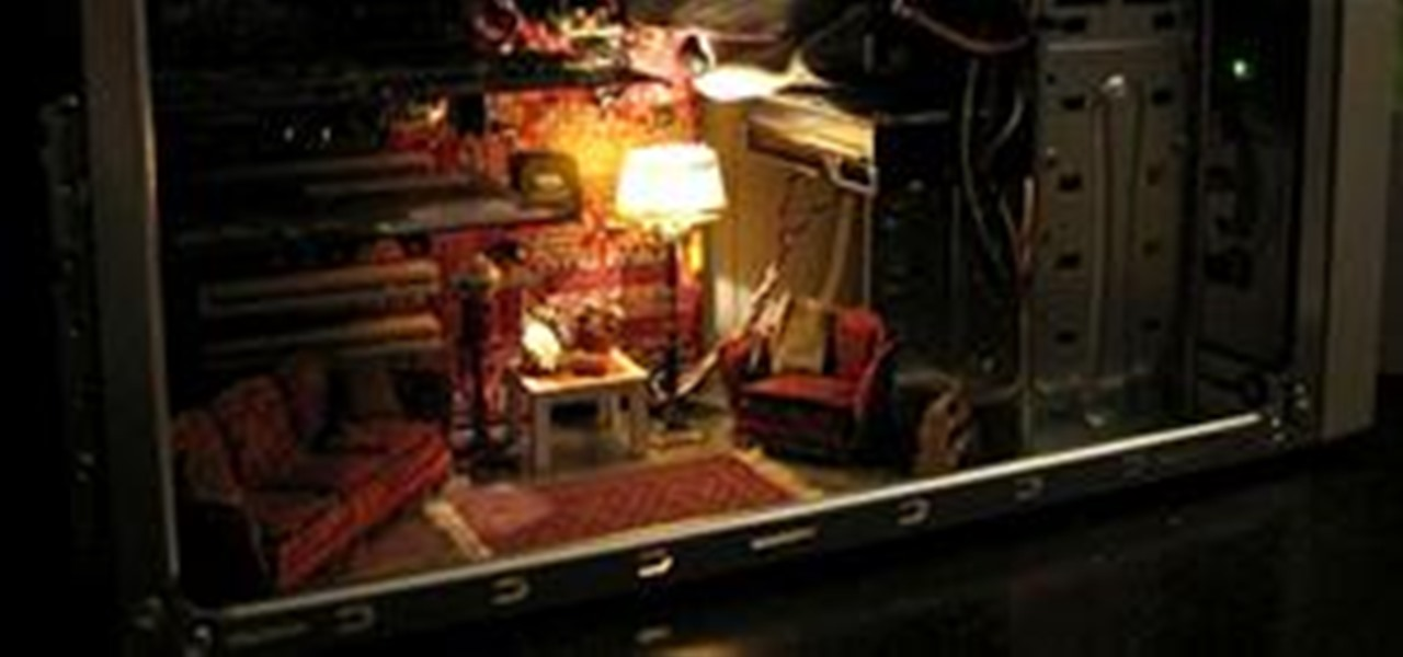 Build a tiny living room in your pc hacks mods for Top 10 living room gadgets