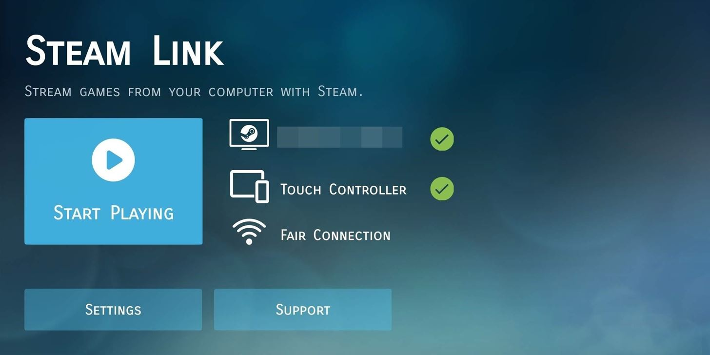 How to play your Steam library everywhere - including on mobile data