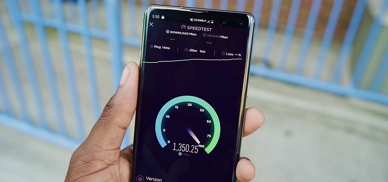 Make Sure You're Getting the Fastest 5G Speeds on Your Phone