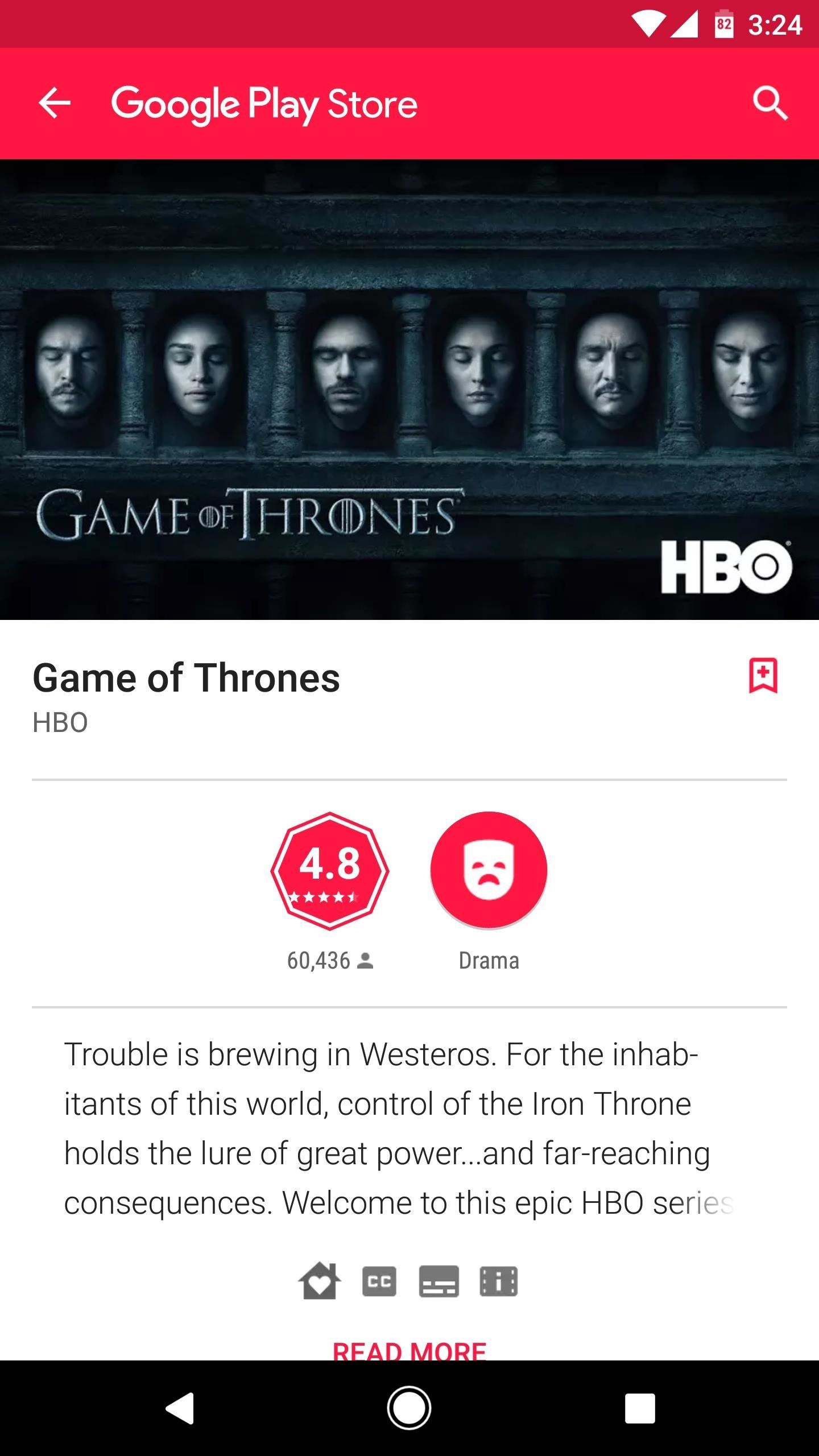 Google themes game of thrones -  And Then Choose Buy Sd To Save The Purchase To Your Google Play Library You Now Have An Entire Season Of Game Of Thrones To Watch At Your Leisure