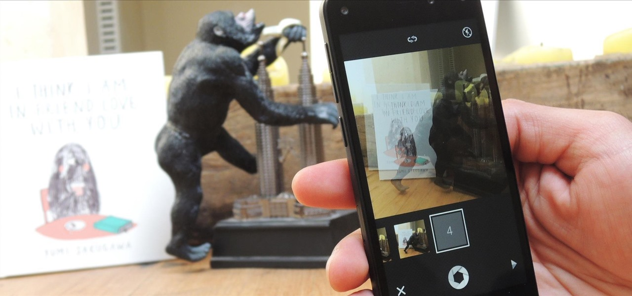 Shoot & Share Animated GIFs on Your Amazon Fire Phone