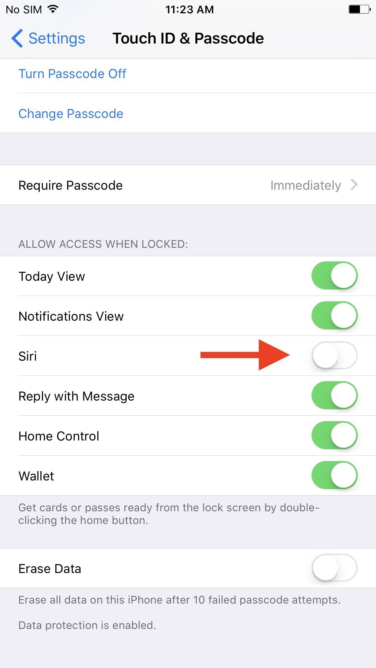 Siri 101: How to Disable Siri on Your iPhone's Lock Screen