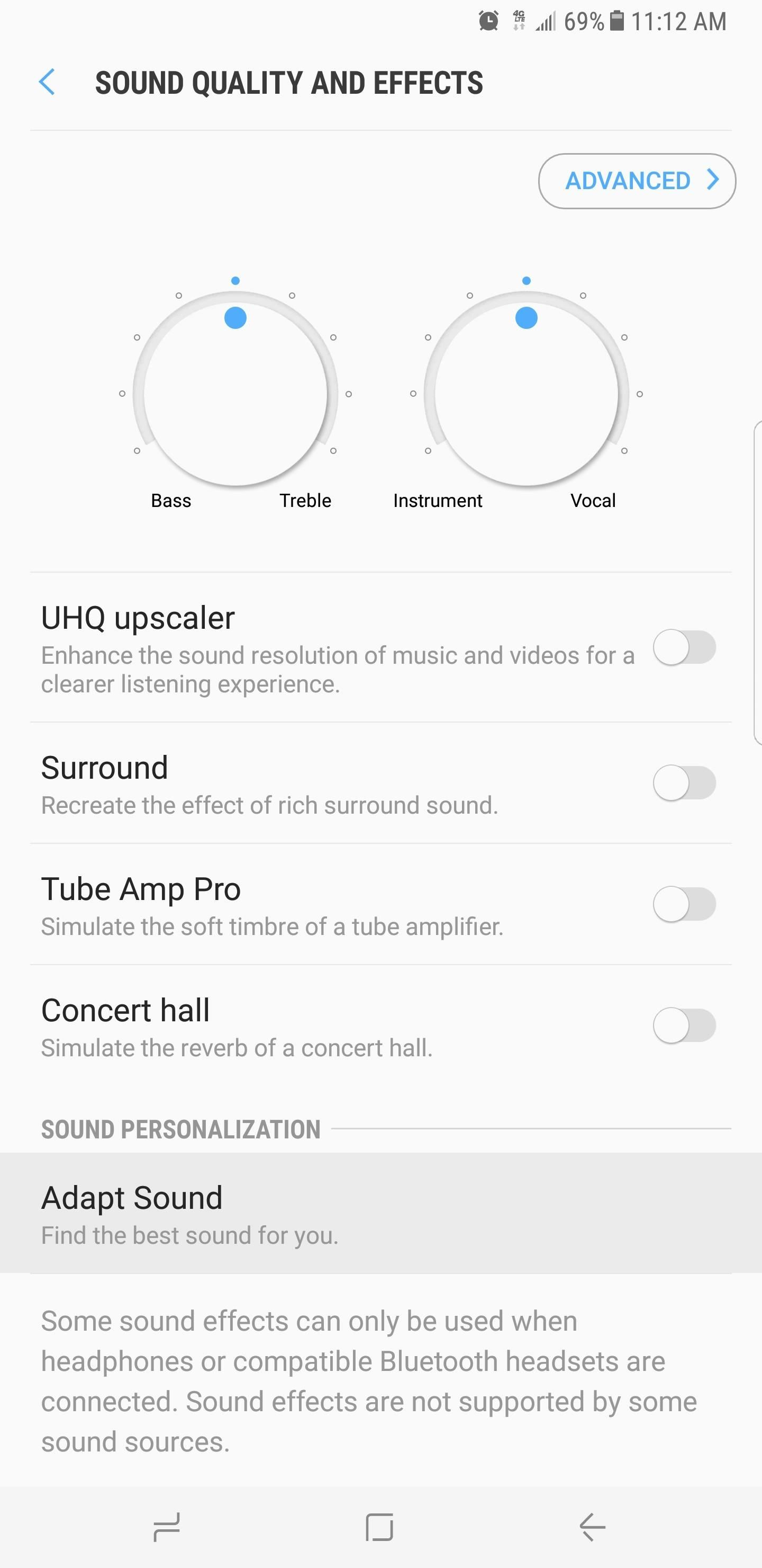 The Galaxy S8's 'Adapt Sound' Feature Makes Your AKG