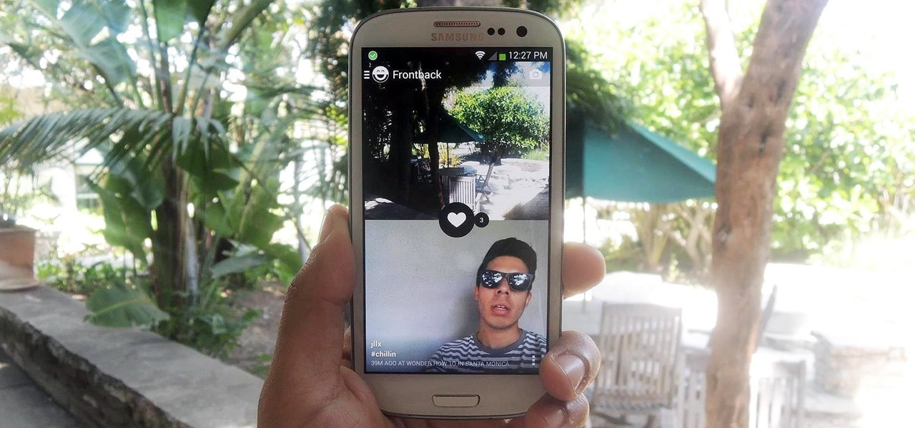 Add More Context to Selfies Using Both Front & Rear Cameras on Your Galaxy S3