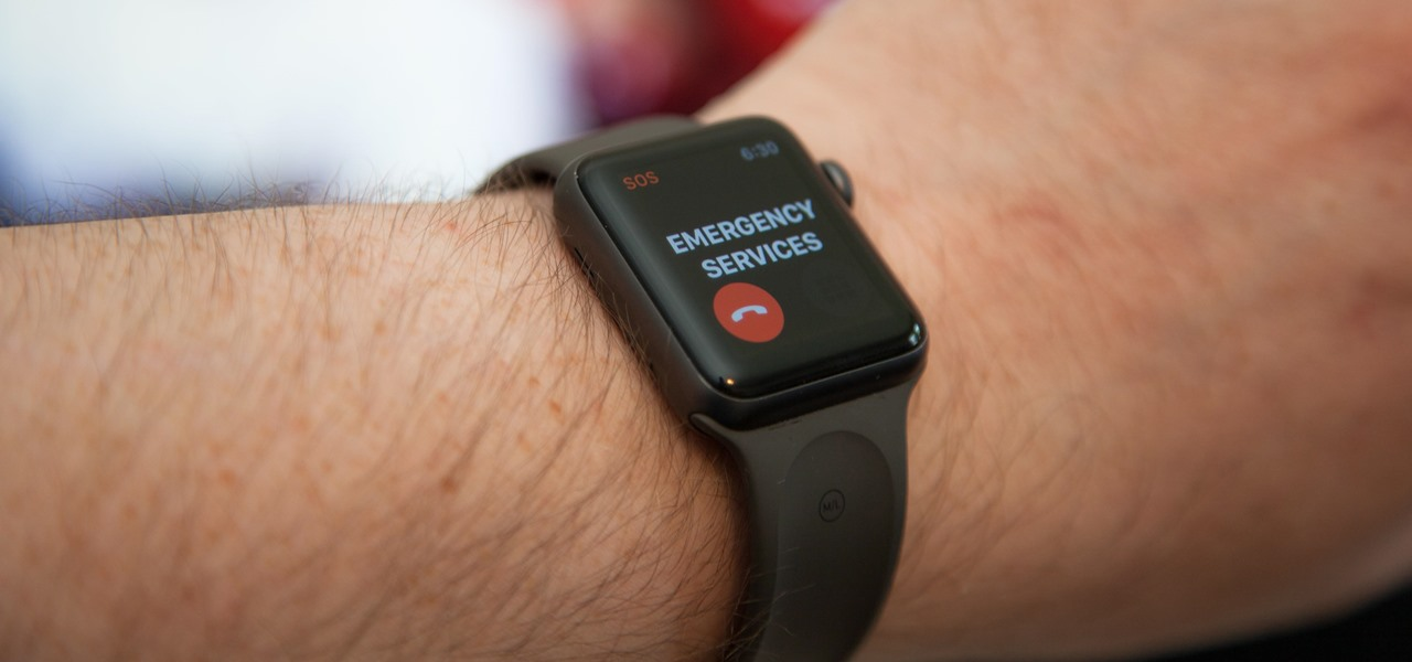 Call 911 from Your Apple Watch in Case of an Emergency
