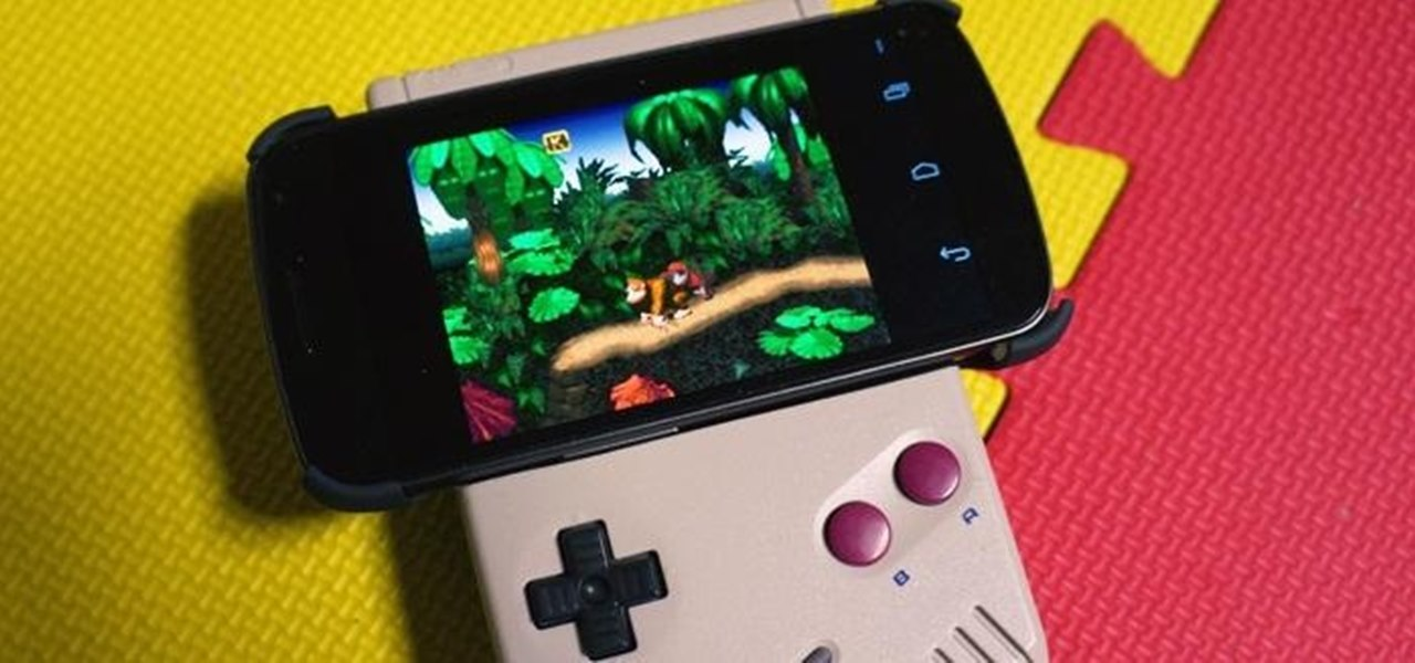 Hack an Old Game Boy and Wii Remote into an Awesome Android Phone Gamepad