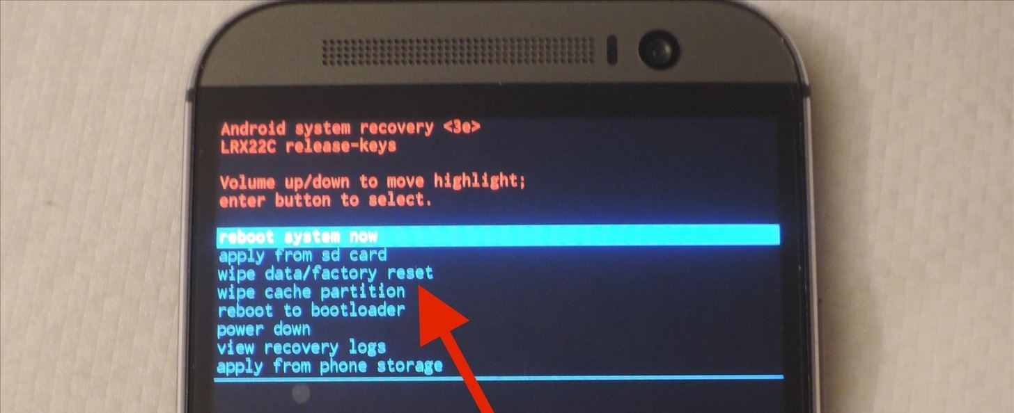 How to Return Your HTC One to 100% Stock (Unroot & Update) « HTC One