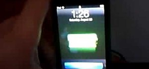Put your Apple iPod or iPhone into DFU mode