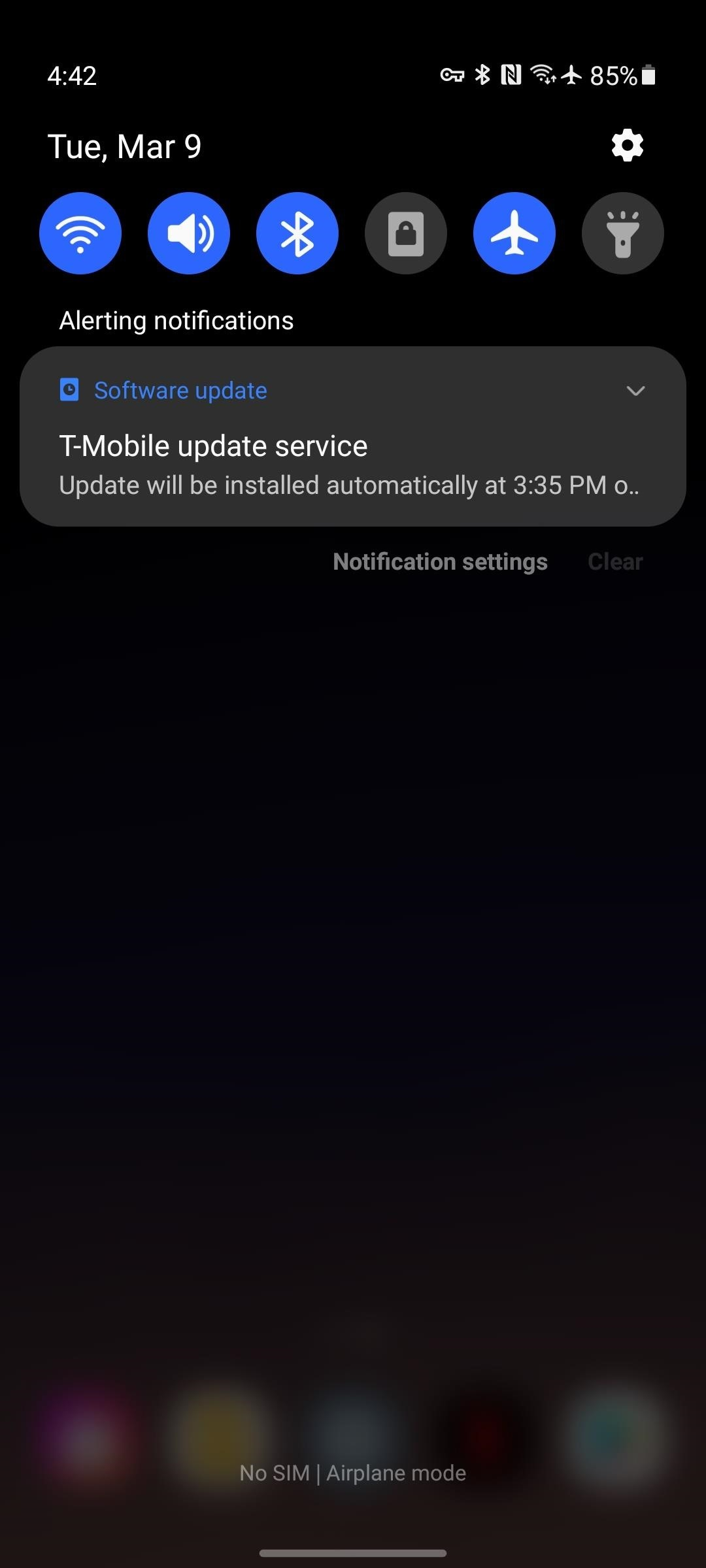 How to Clear Persistent & Non-Removable Notifications on Android