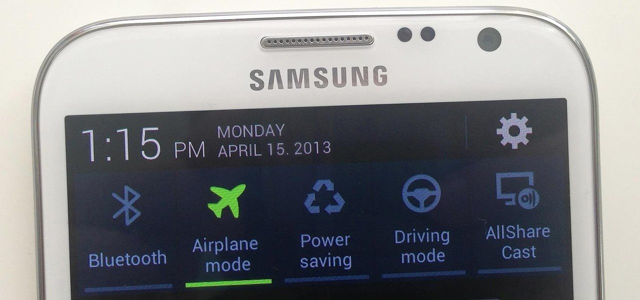 Speed Up Charging Times on Your Samsung Galaxy Note 2 or Other Android Device