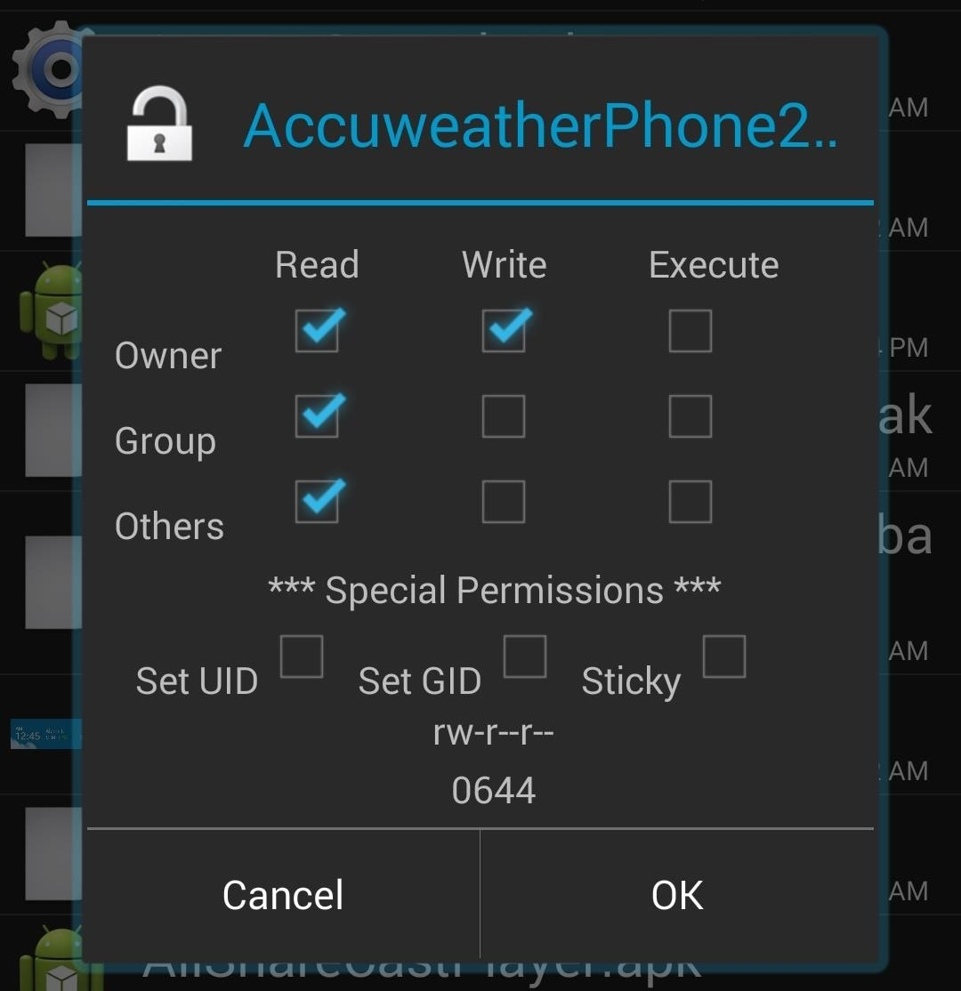 Make the AccuWeather Widget Transparent on Your Samsung Galaxy Note 3