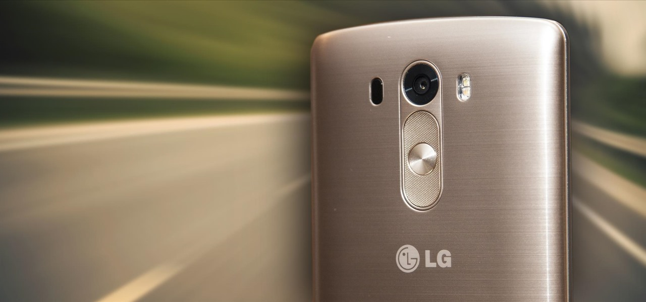 Speed Up Your LG G3 in 10 Seconds Flat
