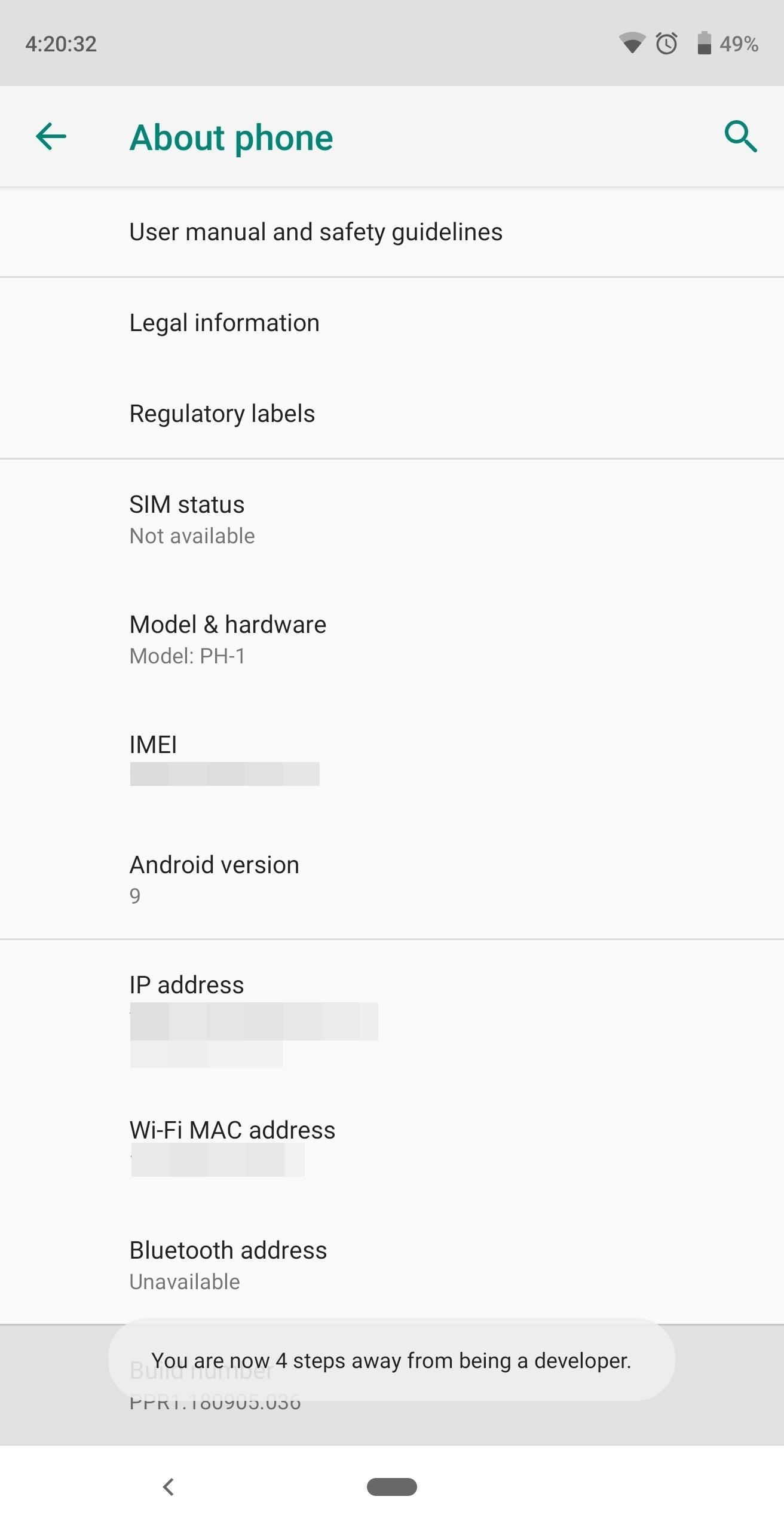 How to Unlock the Bootloader on the Essential PH-1