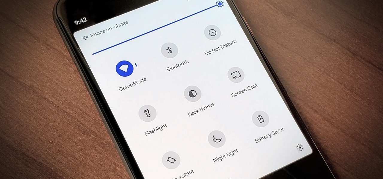 Bring Back the 9-Tile Grid in Android 11's Quick Settings