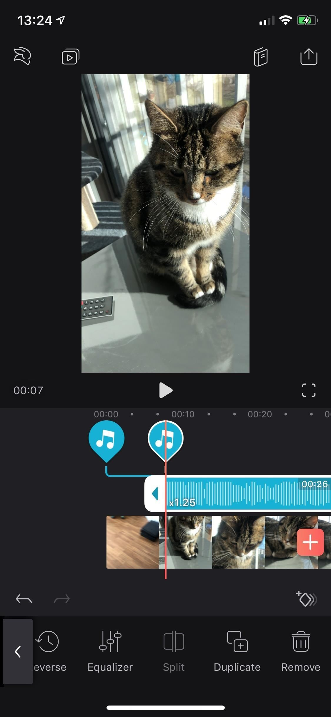 All you need to know about adding & Editing audio for videos in Enlight Videoleap for iPhone