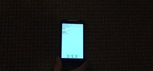 Access the boot loader on the HTC EVO 4G