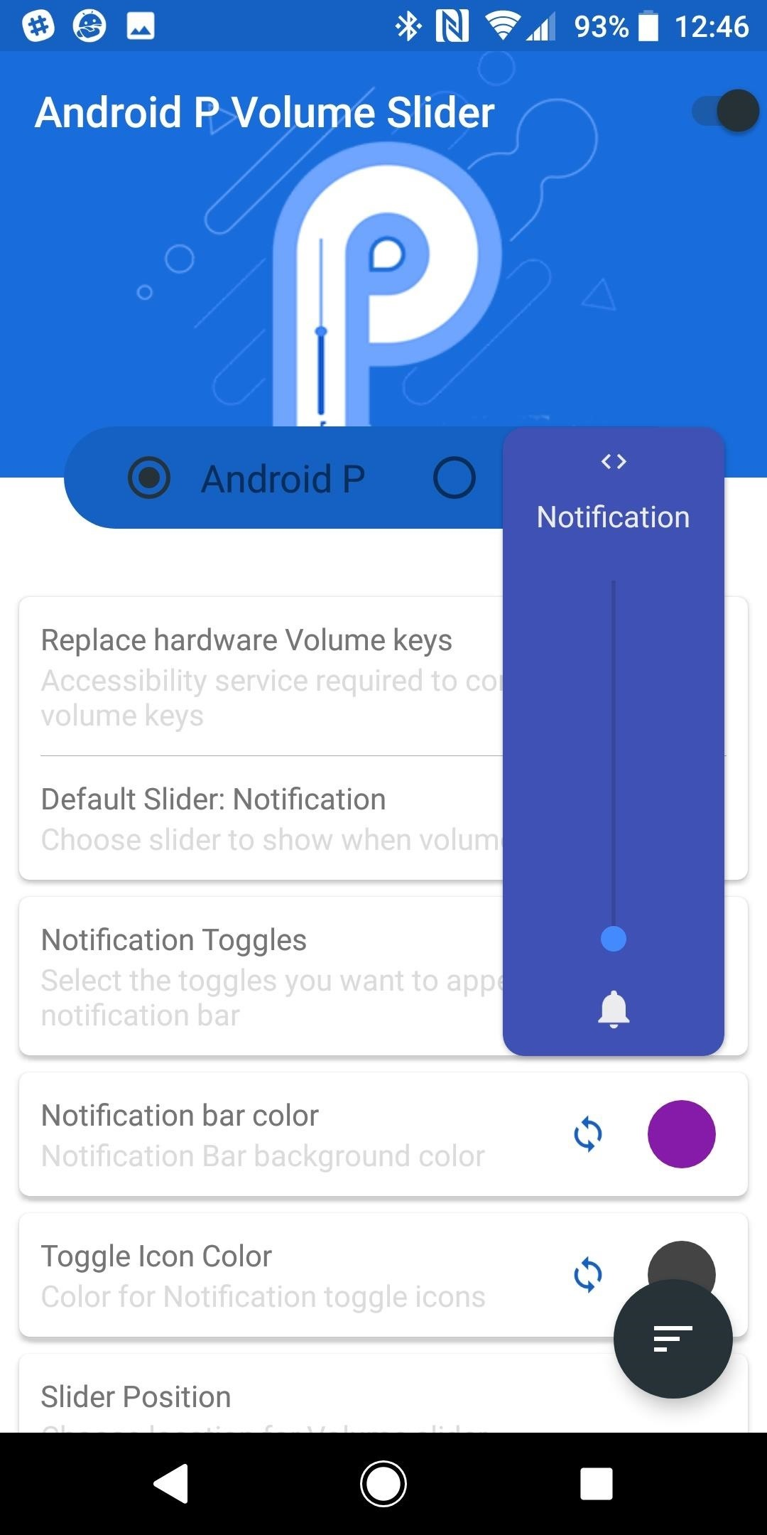 Get Android 9.0 Pie's Volume Slider on Any Phone & Control Media Volume by Default