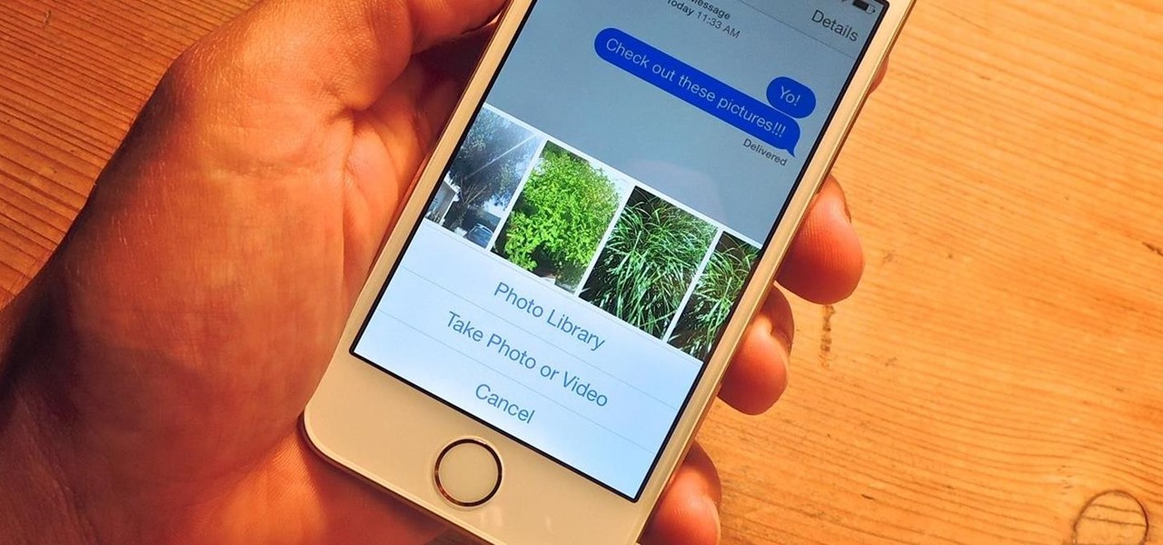 Email & Text Multiple Photos Faster in iOS 8