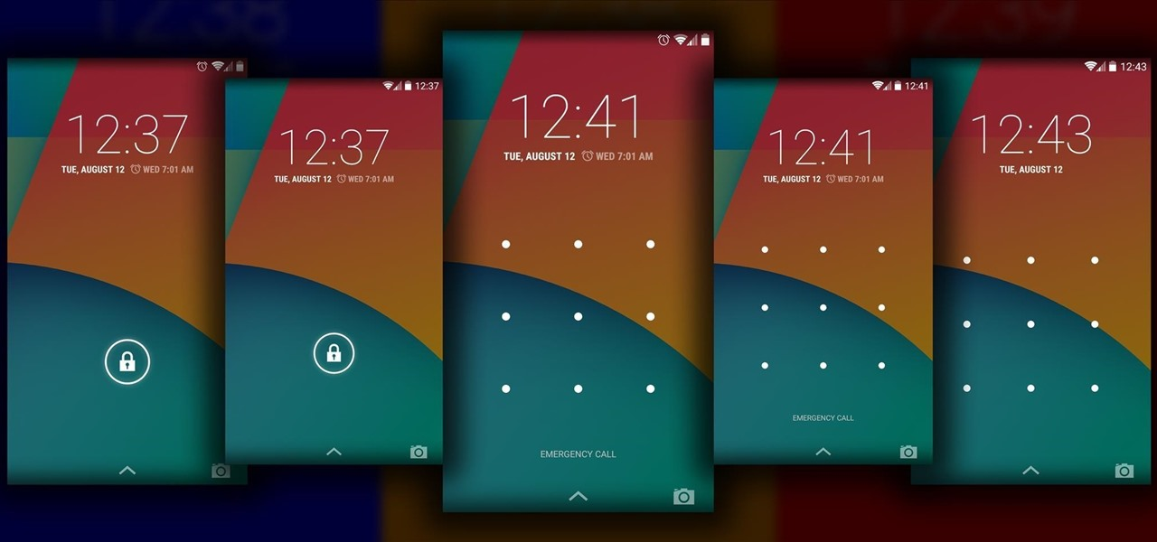 Add Functionality & Declutter the Android Lock Screen on Your Nexus 5