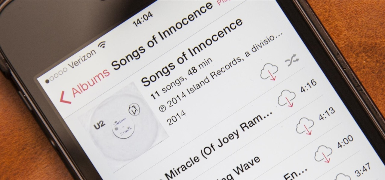 Get Rid of the U2 Album You Never Wanted on Your iPhone