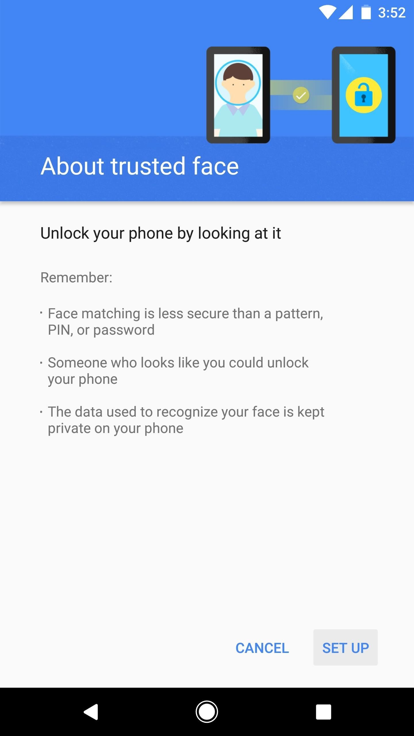 Your Android Phone Comes with a Face ID Feature Built In — Here's How to Use It