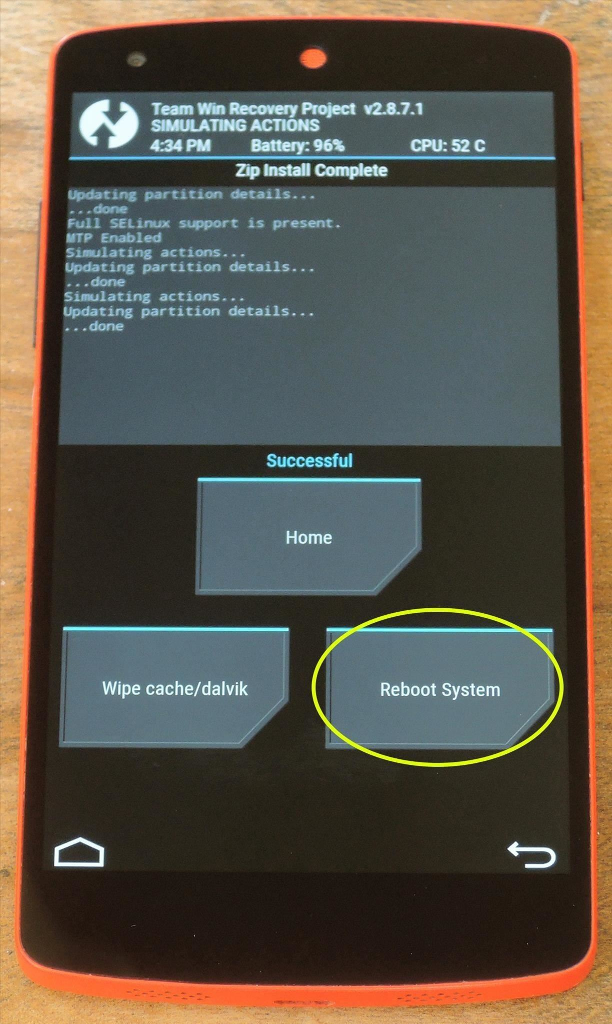 How to Root a Nexus Device Running Android 6.0 Marshmallow