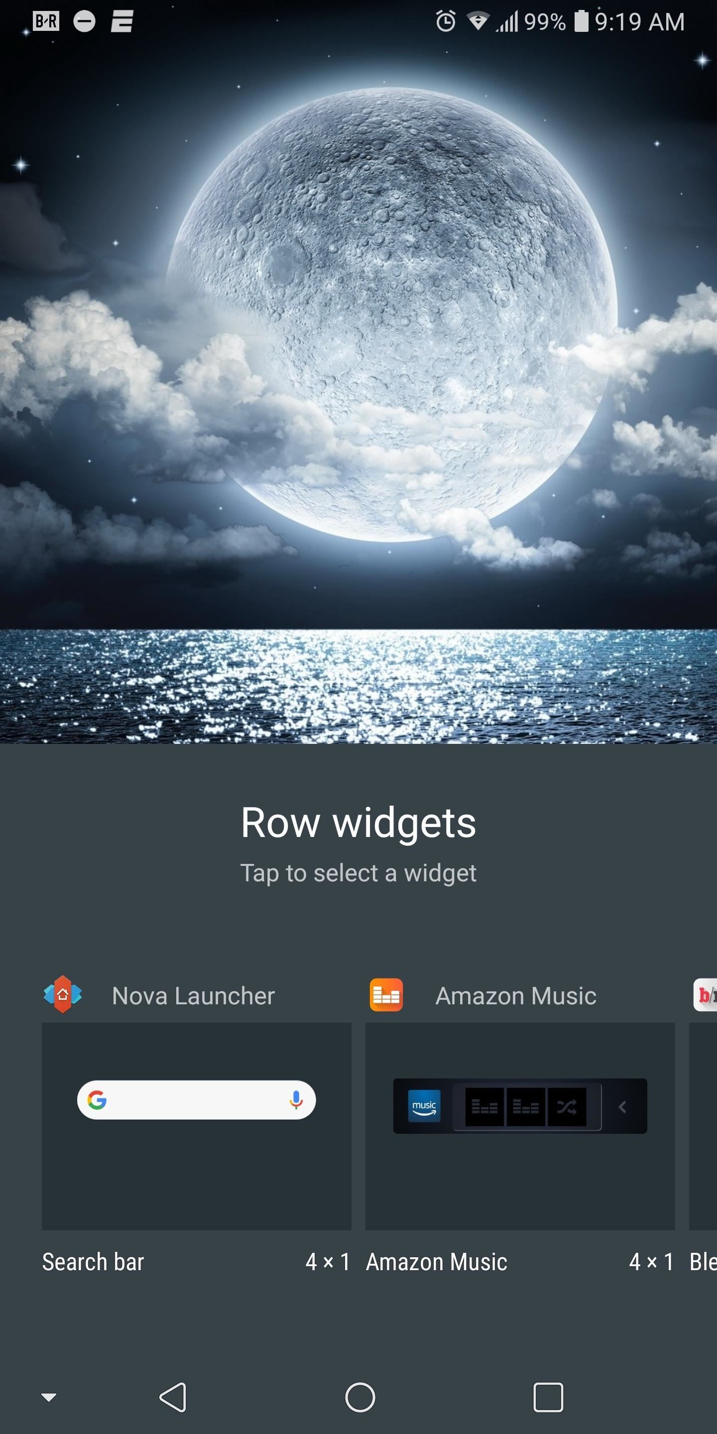 Nova Launcher 101: How to Add Any Widget to Android Oreo's Expanded Dock