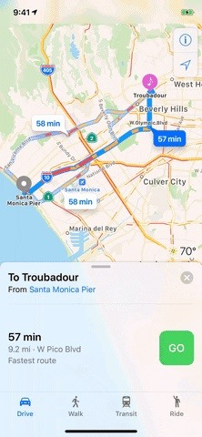 Download Maps and Navigation Routes for Offline Use in Apple Maps