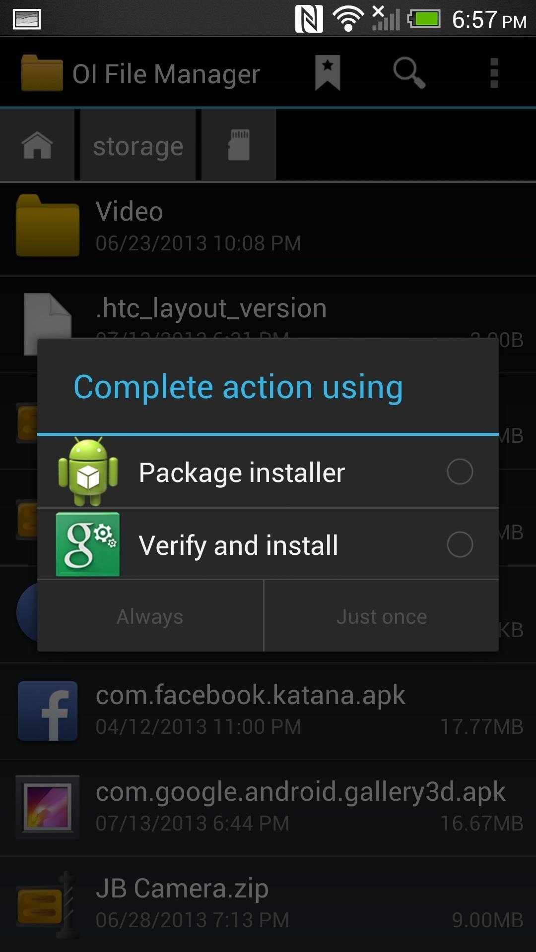 How to Install the New Google Play Edition Camera & Gallery Apps on Your HTC One