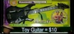 Make a Guitar Hero clone