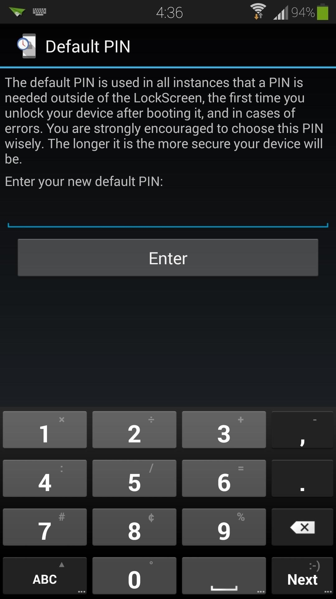 How to Set Your PIN Unlock to Auto-Sync with the Current Time on Your Galaxy S4